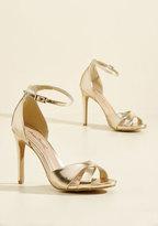 J.P. Original Corp. In Sizzlin' Condition Metallic Heel