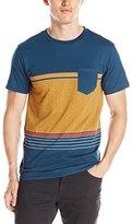 Billabong Men's Spinner Short Sleeve Knit Crew Shirt