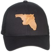 Zephyr South Florida Bulls Ncaa Expedition Patch Trucker Cap