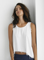 Merritt Charles Bruni Tank Available in Black