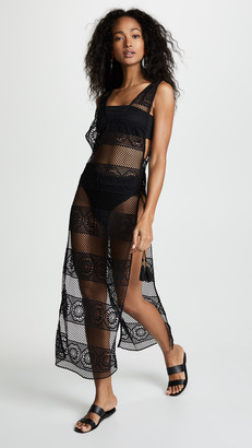 Pilyq Joy Lace Cover Up
