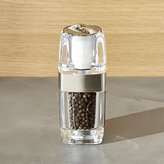 Crate & Barrel Cole and Mason Seville Combi Salt and Pepper Mill