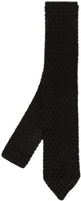 Dolce & Gabbana Knitted Silk Tie
