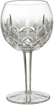 Waterford Crystal Lismore Crystal Wine Glass, Oversized