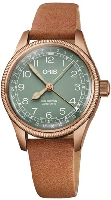 Oris Bronze Big Crown Pointer Date Watch 36mm