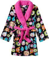 Disney Disney's Tsum Tsum Girls 4-12 Terry Bath Robe