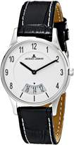 Jacques Lemans Women's 1-1747B London Analog Display Quartz Black Watch