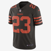 Nike NFL Cleveland Browns Color Rush Limited Jersey (Joe Haden) Men's Football Jersey