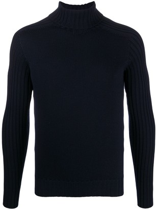 Tagliatore Neil roll-neck jumper
