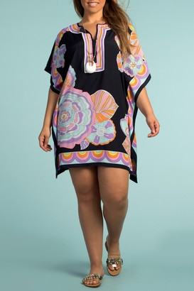 Trina Turk Theodora Printed Kimono Dress