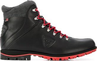 Chamonix ankle boots