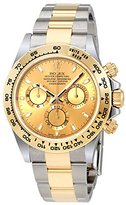 Rolex Cosmograph Daytona Steel and 18K Yellow Gold Men's Watch 116503/78593