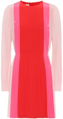 Valentino Silk mini dress