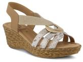 Spring Step Misi Espadrille Wedge Sandal