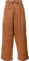 Craig Green wide-legged drawstring trousers