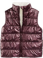Epic Threads Faux-Fur Reversible Puffer Vest, Little Girls (4-6X), Created for Macy's