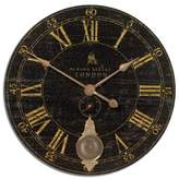 Uttermost 'Bond Street' Wall Clock