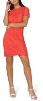 Dorothy Perkins Women's Lace Sheath Dress