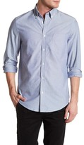 Ben Sherman Oxford Long Sleeve Classic Fit Shirt