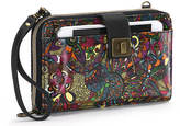 Sakroots Artist Circle Large Smartphone Crossbody Bag