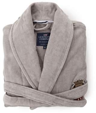 Lexington Velour Robe L
