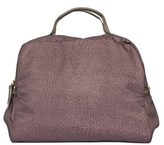 Borbonese Women's Grey Polyester Travel Bag.