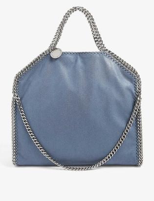 Stella McCartney Falabella chain-trim faux-leather bag