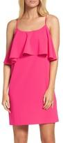 Felicity & Coco Ruffle Minidress (Regular & Petite) (Nordstrom Exclusive)