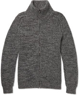 Richard James Wool Zip-Up Sweater