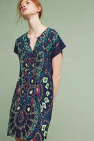 Maeve Medallion Silk Dress