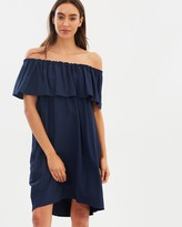 DECJUBA Ashlyn Off Shoulder Dress