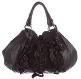 Prada Nappa Ruffle Bag
