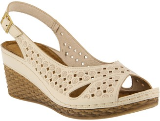 Spring Step Flexus by Slingback Sandals - Michalis