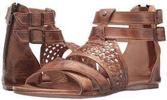 Bed Stu Capriana (Tan Mason Leather) Women's Shoes