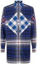 Givenchy Flannel Check Shirt