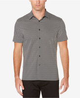 Perry Ellis Men's Big & Tall Micro Diamond Dot Shirt