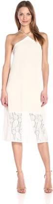 Glamorous Women's Lace Maxi Dress
