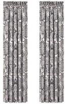"""J Queen New York Giuliana 84"""" x 100"""" Pair of Window Panels"""