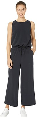 Lole Siobhan Romper (Black) Women's Jumpsuit & Rompers One Piece