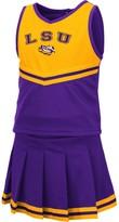 Colosseum Girls Toddler Purple LSU Tigers Pinky Cheer Dress