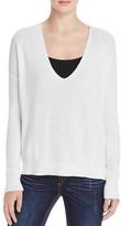 Rag & Bone Taylor Washed V-Neck Sweater