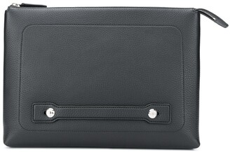 Mulberry Side Handle Clutch