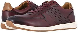 Florsheim Fusion Moc Toe Lace-Up II (Black Smooth) Men's Shoes