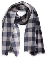 Paul Smith Men's Gingham Scarf