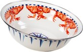 Golden Rabbit Crab House Serving Bowl