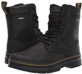 Dr. Martens Iowa Waterproof Tract II (Black Republic Waterproof/Extra Tough Nylon) Shoes