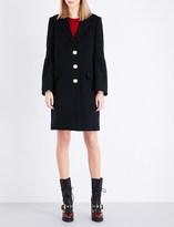 Burberry Samborne wool and cashmere-blend coat