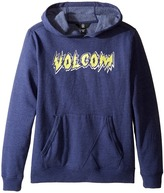Volcom Vibes Hooded Pullover (Big Kids)