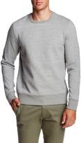 Singer Sargent Long Sleeve Crew Neck Pullover Sweatshirt