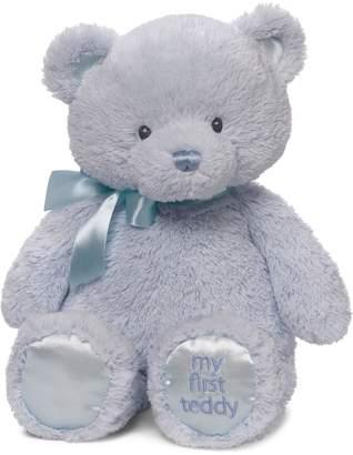 Gund My 1st Teddy Bear Stuffed Animal Plush - Blue